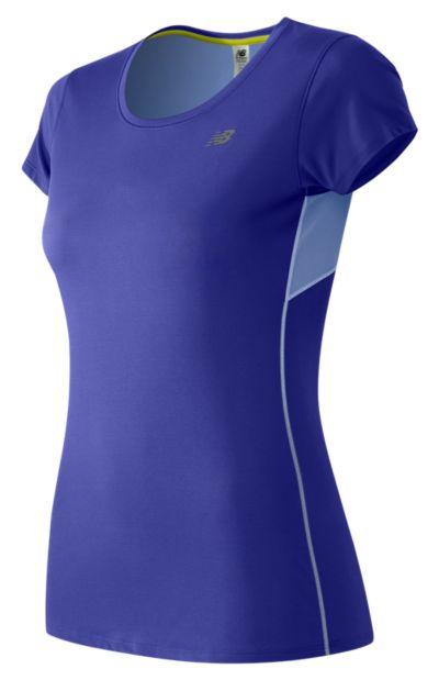 New Balance 53141 Women's Accelerate Short Sleeve | WT53141SSL