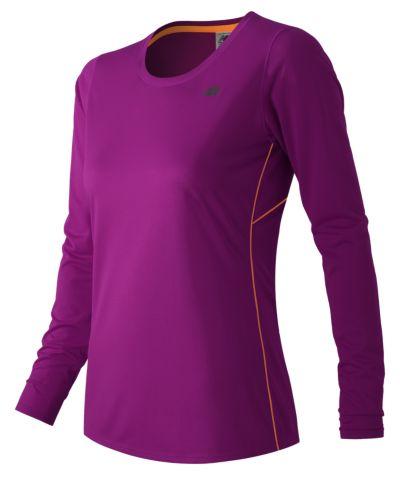 New Balance 53142 Women's Accelerate Long Sleeve | WT53142AZA