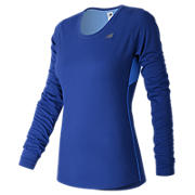Accelerate Long Sleeve, Bluefin