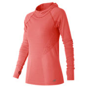 M4M Seamless Hoodie, Dragon Fly Heather