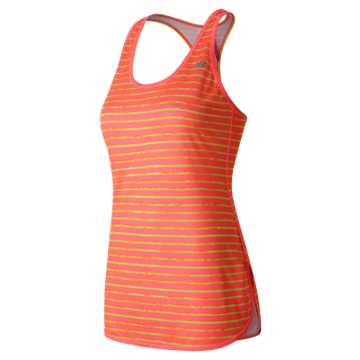 New Balance Accelerate Tunic Graphic, Guava with Firefly