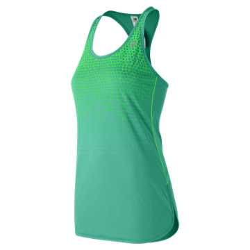 New Balance Accelerate Tunic Graphic, Reef