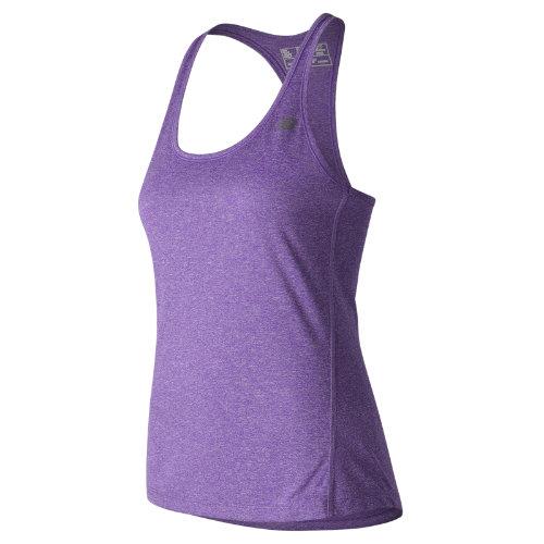 New Balance Heathered Tank Girl's Clothing - WT53179AIH