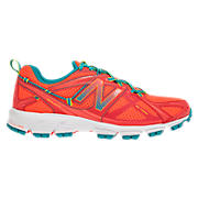 New Balance 610v3, Coral with Turquoise & White