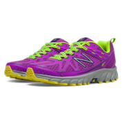 New Balance 610v4, Voltage Violet with Spectrum Blue & Hi-Lite
