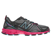 New Balance 610v2, Grey with Diva Pink & Blue Atoll