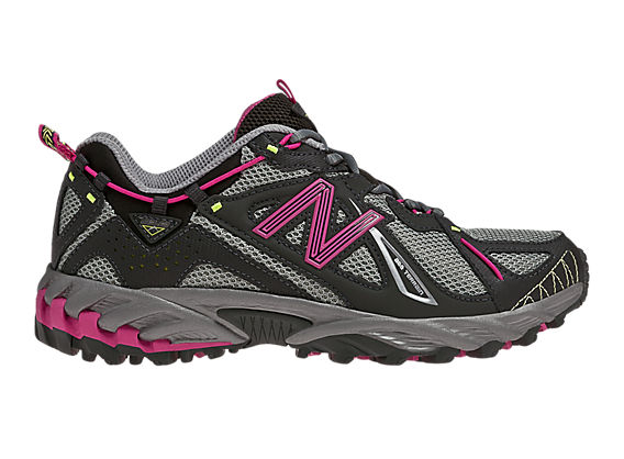 New Balance 610, Grey with Pink Shock