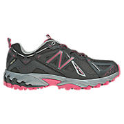 New Balance 610, Black with Pink