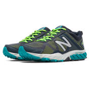 New Balance 610v5, Thunder with Sea Glass