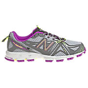 New Balance 610v2, Silver with Purple