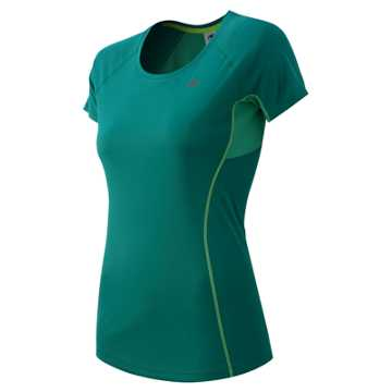 New Balance NB Ice Short Sleeve, Galapagos with Reef