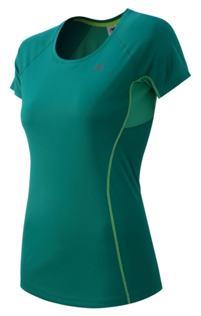 New Balance 61229 Women's NB Ice Short Sleeve | WT61229GAL