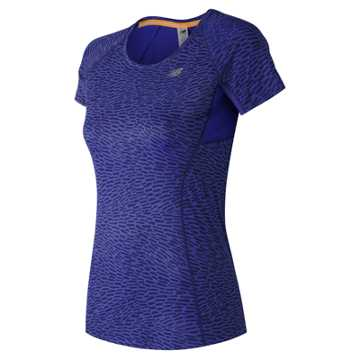New Balance NB Ice Short Sleeve, Titan Multi