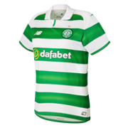 NB Celtic Womens Home SS Jersey, White