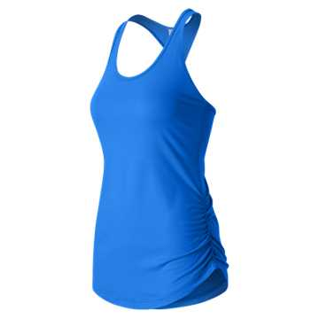 New Balance Perfect Tank, Electric Blue