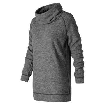 New Balance Favorite Tunic, Charcoal Heather