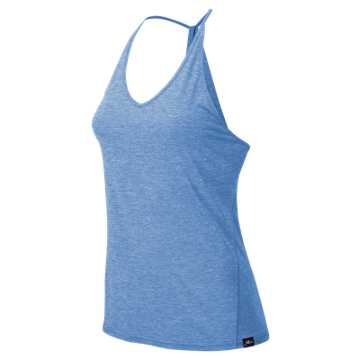 New Balance J.Crew Free Flow Tank, Electric Blue