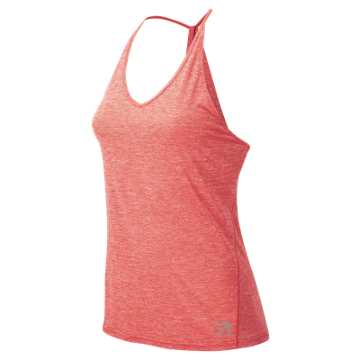 New Balance J.Crew Free Flow Tank, Fiery Sunset