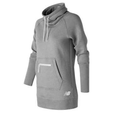 New Balance Sport Style Tunic, Athletic Grey