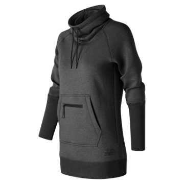 New Balance Sport Style Tunic, Charcoal Heather