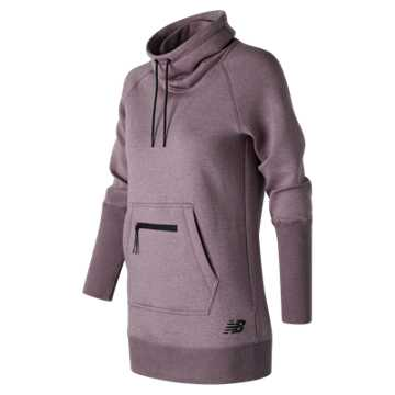 New Balance Sport Style Tunic, Feather Heather