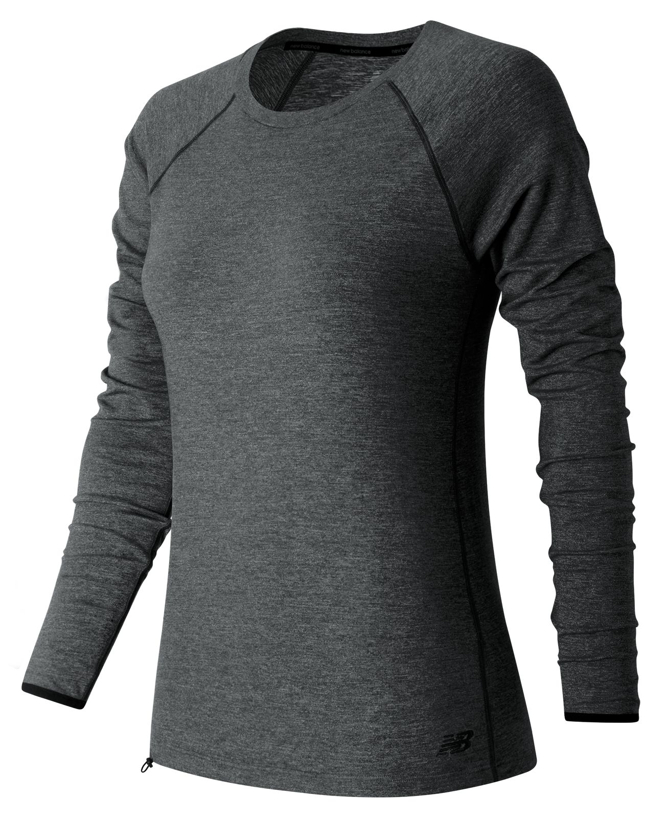 New Balance : Sport Style LS Shirt : Women's Casual : WT63513BKH