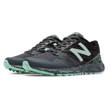 New Balance New Balance 690v1, Dark Grey with Artic Blue