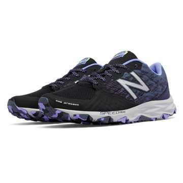 New Balance New Balance 690v2 Trail, Black with Gem & Thunder