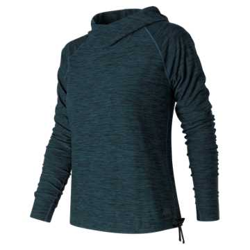 New Balance In Transit Hoodie, Tornado Heather
