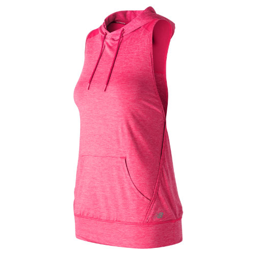 New Balance : Hooded Tank Pullover : Women's Performance : WT71145POH