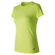 M4M Seamless Short Sleeve, Bleached Lime Glo