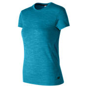 M4M Seamless Short Sleeve, Sky Blue
