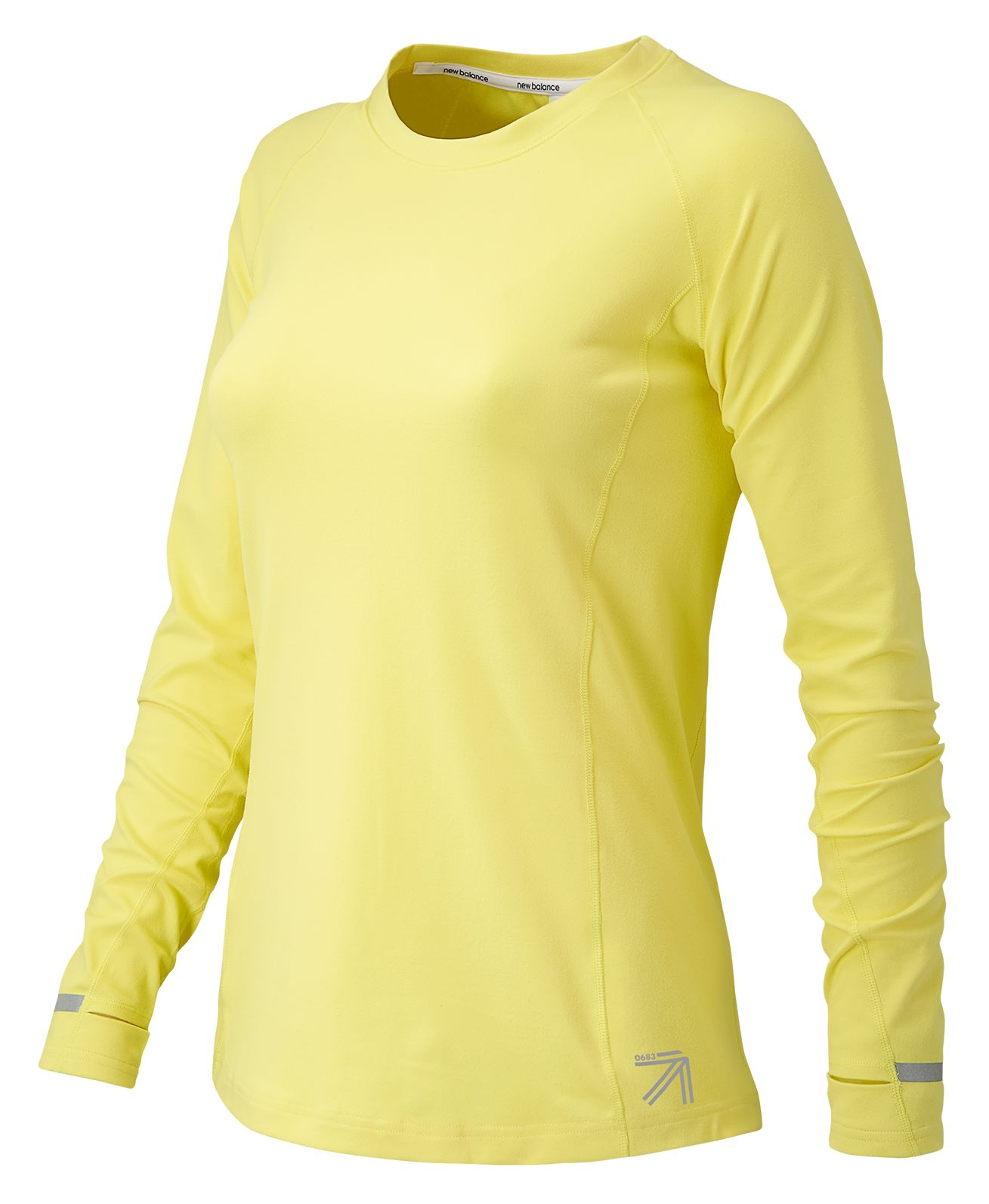 New Balance : J.Crew In Transit Long Sleeve : Women's J Crew : WT71243VVY