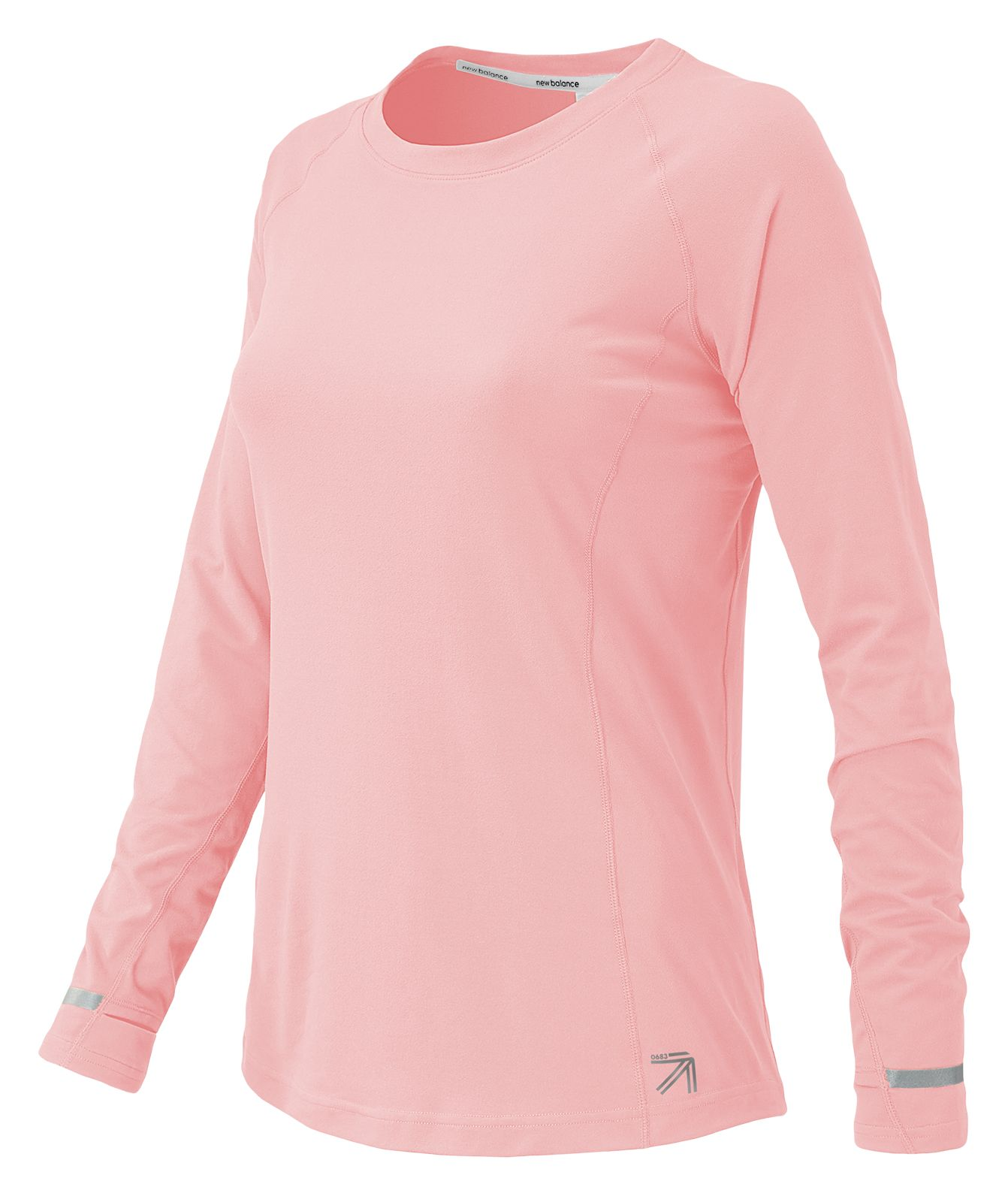 New Balance : J.Crew In Transit Long Sleeve : Women's J Crew : WT71243WPN