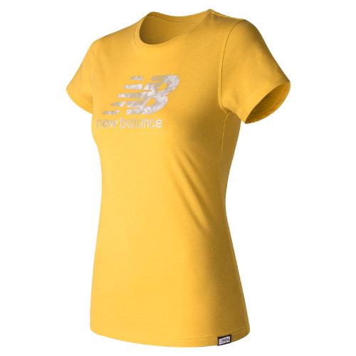 New Balance Batik Logo Tee Girl's All Clothing - WT71556HLO