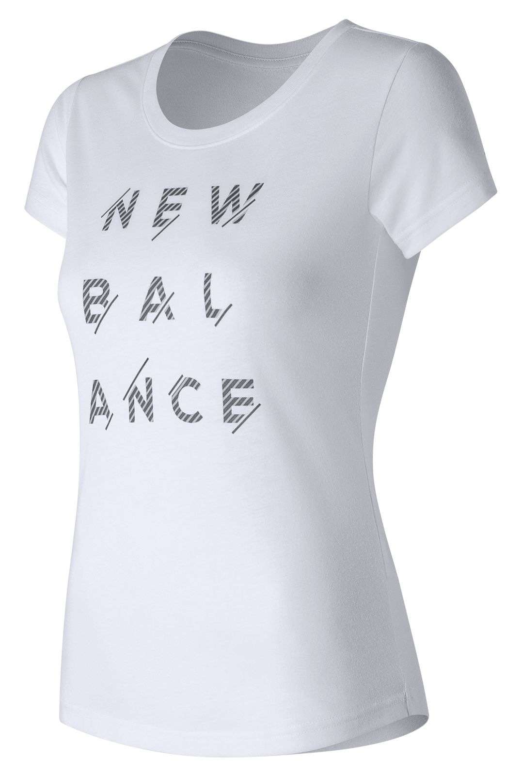 New Balance : Sport Style Tee : Women's Casual : WT71568WT