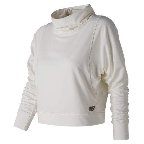 New Balance Intensity Funnel Neck Girl's All Accessories - WT73108SAH