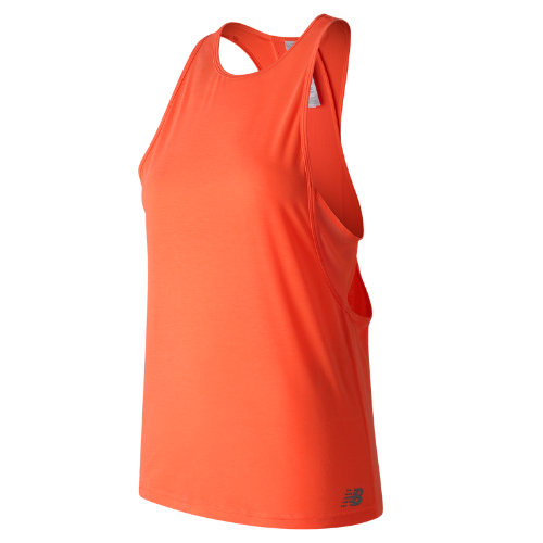 New Balance : Boyfriend Tank : Women's Performance : WT73109VTR