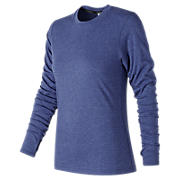 Heather Tech Long Sleeve, Pigment