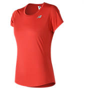 Accelerate Short Sleeve, Flame