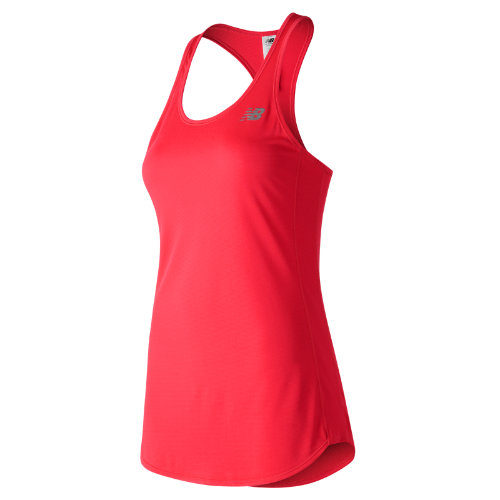 New Balance Accelerate Tank Girl's All Clothing - WT73130ENR