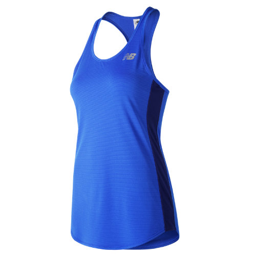 New Balance Accelerate Tank Girl's All Clothing - WT73130VCT