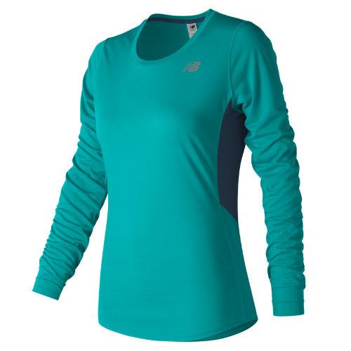 New Balance : Accelerate Long Sleeve : Women's Performance : WT73132PIS