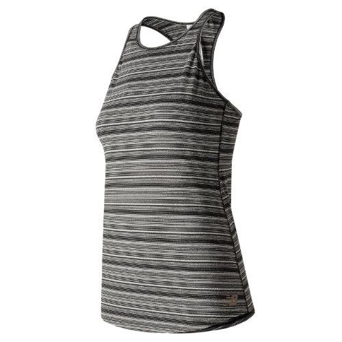 New Balance Intensity Tank Girl's All Clothing - WT73149BK
