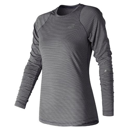 New Balance Seasonless Long Sleeve Girl's All Clothing - WT73236PGM