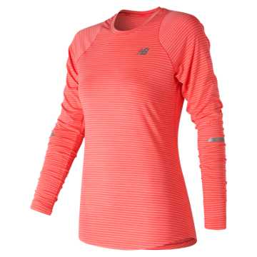 Seasonless Long Sleeve, Coral