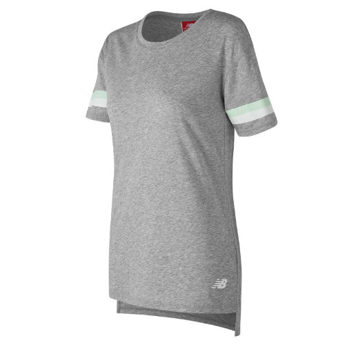 New Balance : NB Athletics Tunic Tee : Women's Casual : WT73510AG