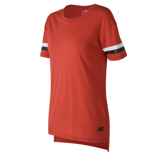 New Balance : NB Athletics Tunic Tee : Women's Casual : WT73510SKW