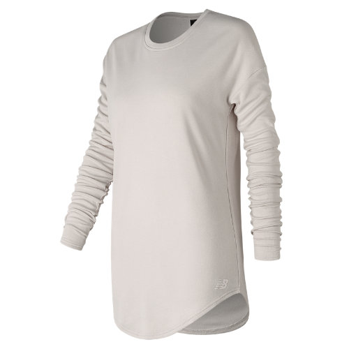 New Balance 247 Luxe Long Sleeve Girl's All Clothing - WT73513MBM