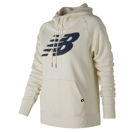 New Balance : Essentials Pullover Hoodie : Women's Casual : WT73526AGA